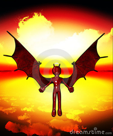 The Wings Of Evil