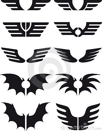 Wings set 02