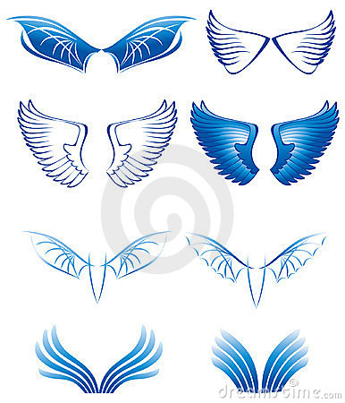 Wings set