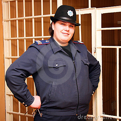 Więźniarski warden