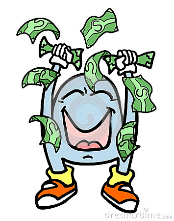 Winner money