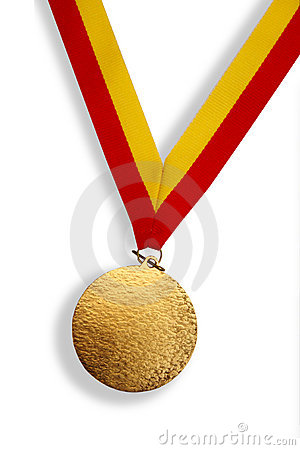 Winner s gold medal