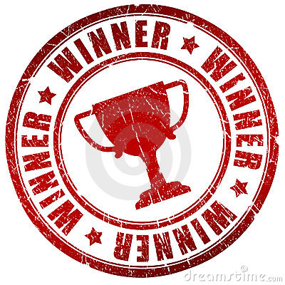 Free Winner Sign Stock Images - 15817644