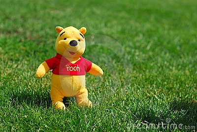 Winnie The Pooh Editorial Photography