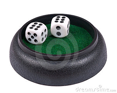 Winning combination of dice - isolated