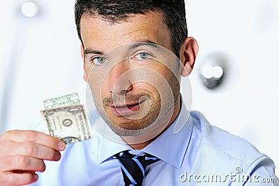 Winning dollar