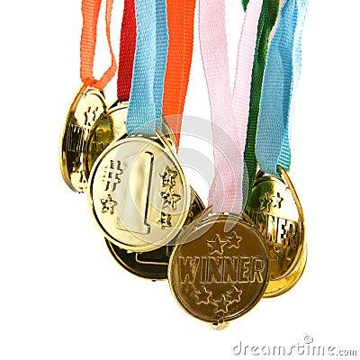 Free Winning Gold Stock Photos - 13022083