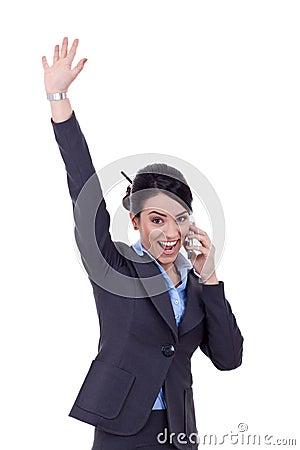 Winning on phe phone