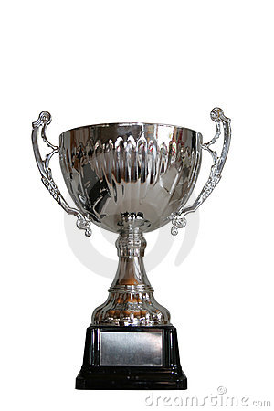 Free Winning Trophy Stock Images - 1109664