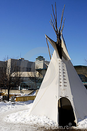 Winnipeg Tepee