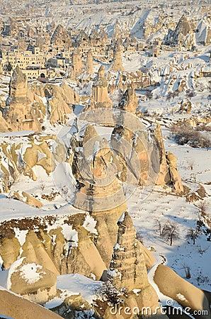 Winter in Anatolia