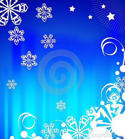 Free Winter Background 04 Stock Image - 6878971