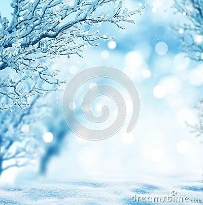 Free Winter Background Stock Photo - 33773820