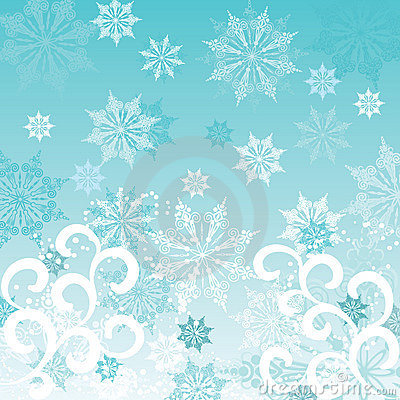 Free Winter Background, Vector Royalty Free Stock Photography - 1225077