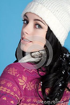 Winter Beanie Woman