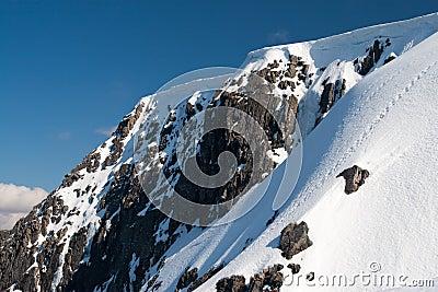Winter Ben Nevis