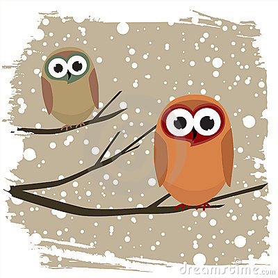 Free Winter Bird Stock Photography - 16752782