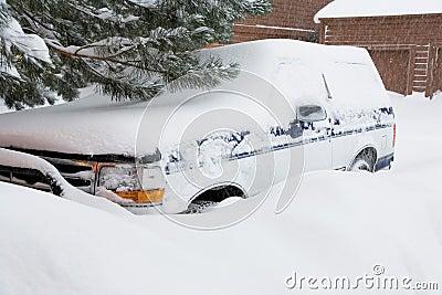 Winter Blizzard