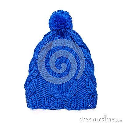 Free Winter Cap Isolated On White Background Stock Image - 31487621