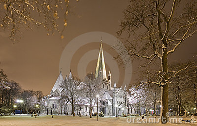 Winter Cathedral