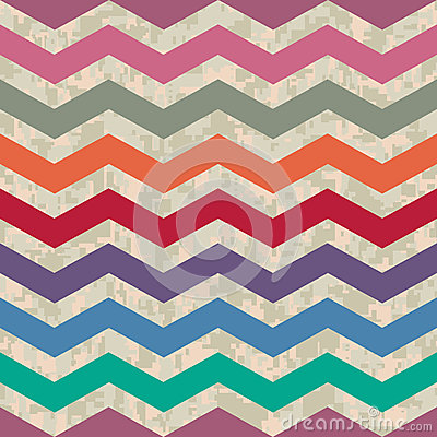Free Winter Chevron On Spring Camo Background Pattern Stock Image - 29215911