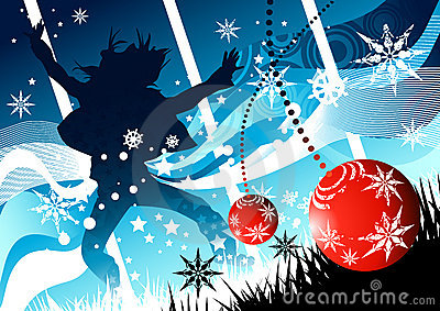 Winter Christmas Joy
