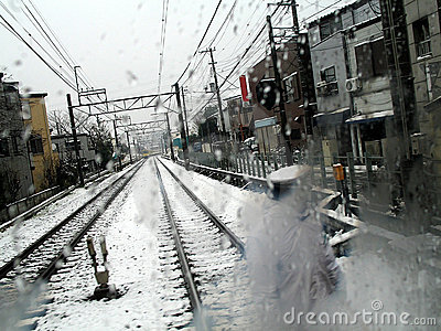 Winter in the City (Tokyo, Japan)