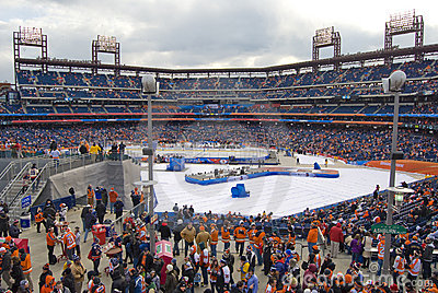 Winter Classic 2012 Editorial Stock Photo
