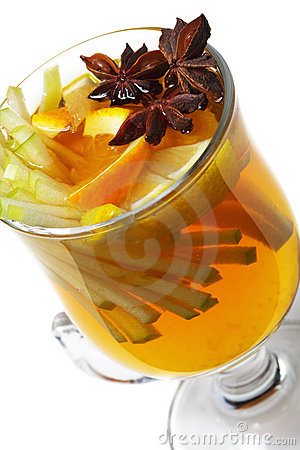 Winter Cocktail -Mulled Wine