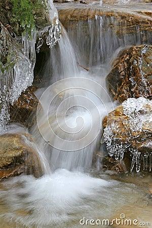 Free Winter Creek Stock Photo - 8220570