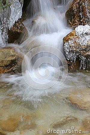 Free Winter Creek Stock Photo - 8220720