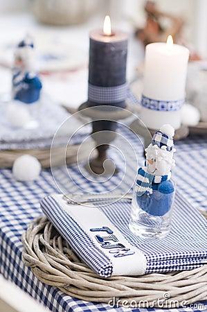 Winter diner