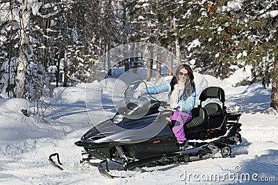 Winter entertainment