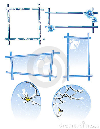 Winter frame set
