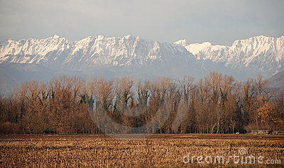 Winter Friuli