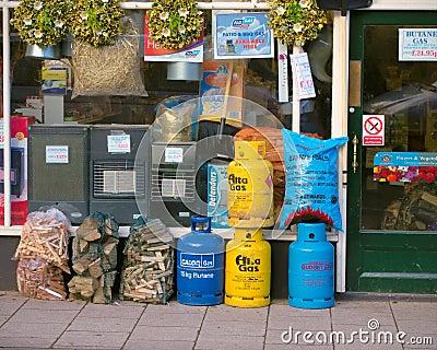 Winter Fuel on Sale
