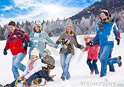 Winter fun 23