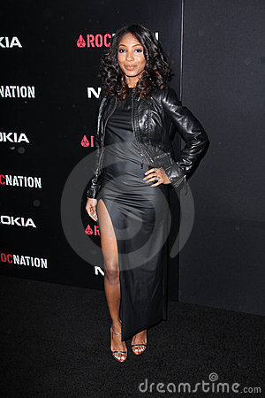 Winter Gordon am ROC-Nation Pre- Grammy Brunch 2012, Soho Haus, WestHollywood, CA 02-11-12 Redaktionelles Stockfotografie