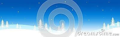 Winter Header / Banner