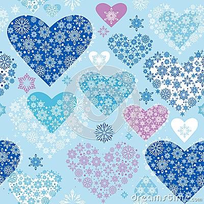 Winter hearts