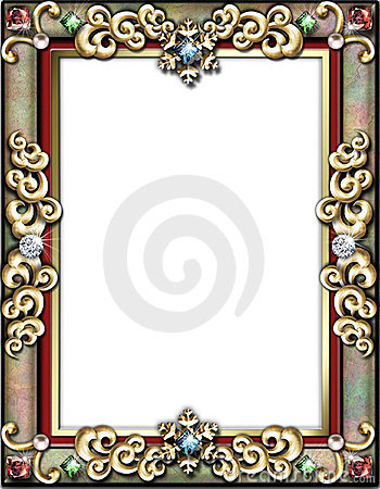 Free Winter Holiday Frame Stock Photo - 527850