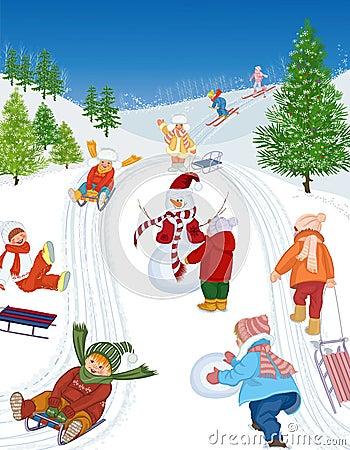 Free Winter Holidays Royalty Free Stock Photos - 26258058