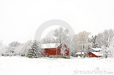 Winter Homestead Christmas