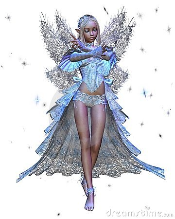 Winter Ice Fairy