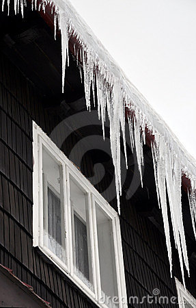 Free Winter Icicles Stock Photography - 13023392
