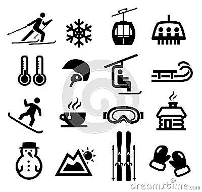 Winter Icons