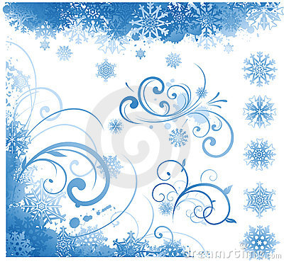 Free Winter Items Royalty Free Stock Photo - 14408855