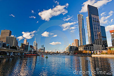Winter in Melbourne