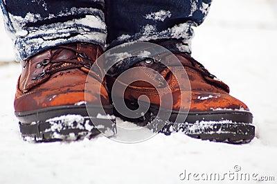 Winter men s boots