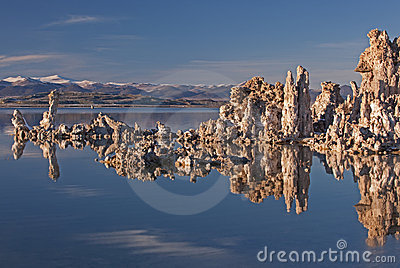 Winter, Mono Lake